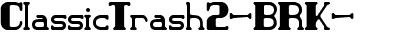 ClassicTrash2-BRK-