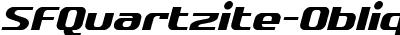SFQuartzite-Oblique