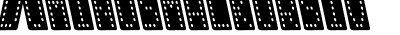 Dominosmalkursiv
