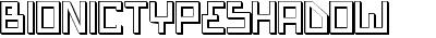 BionicTypeShadow