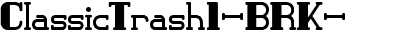 ClassicTrash1-BRK-