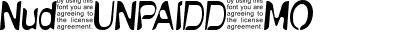 NudEUNPAIDDEMO