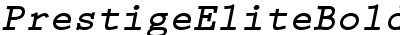 PrestigeEliteBold-Oblique