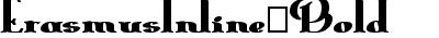 ErasmusInline-Bold