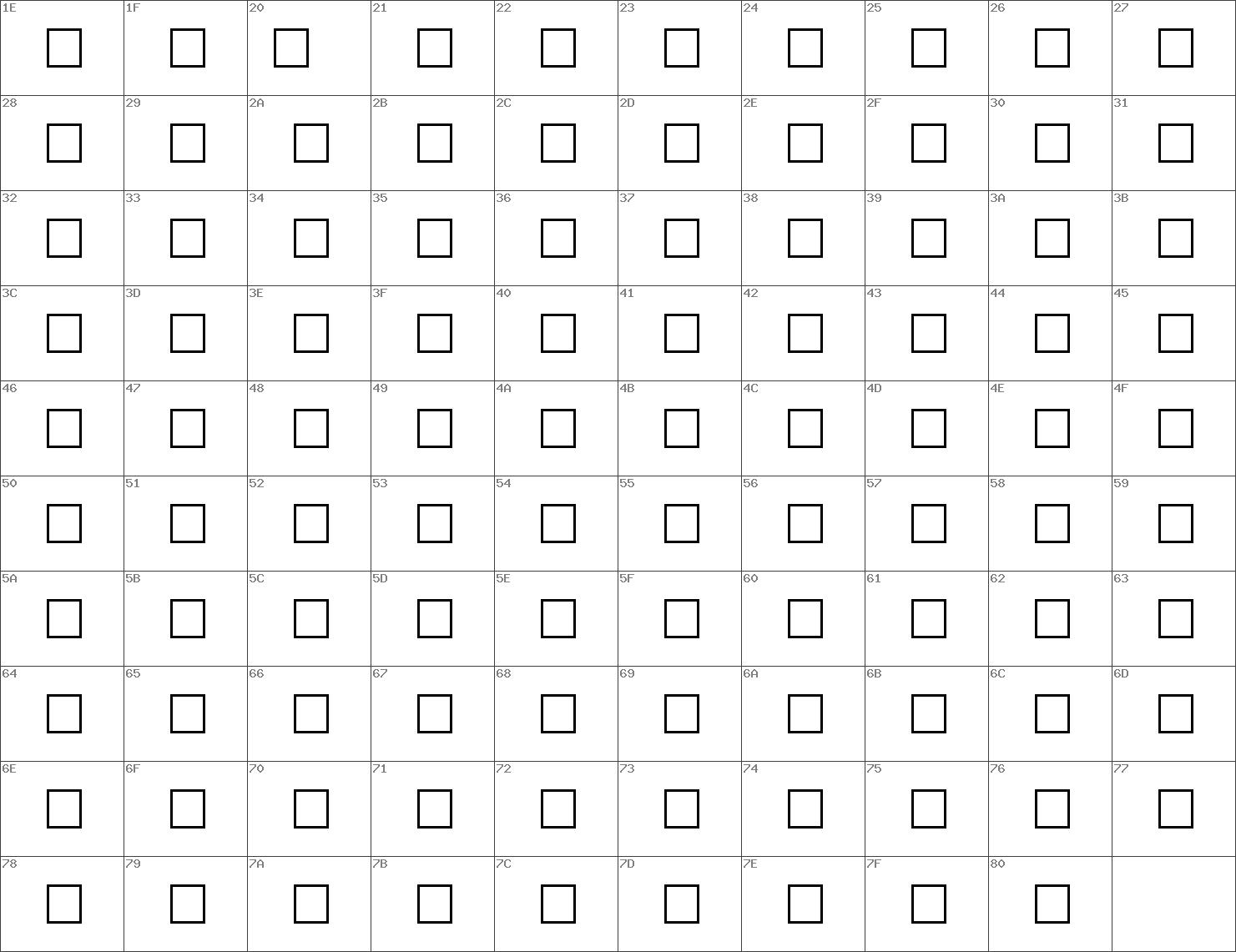 Kufi03 Outline Shadow Italic