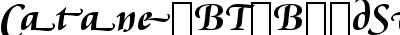 CataneoBT-BoldSwash
