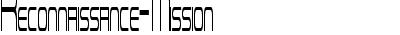 Reconnaissance-Mission