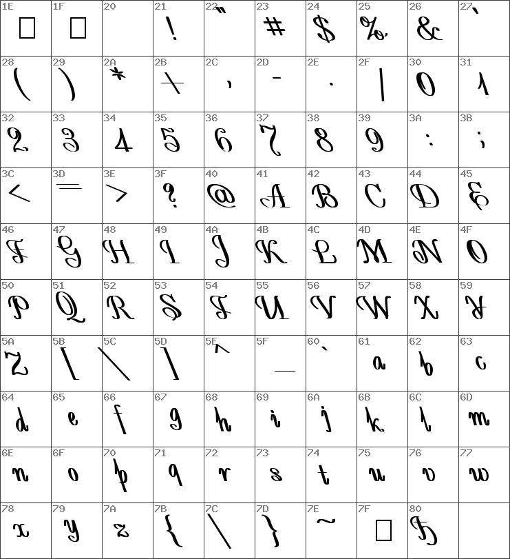 AntiDecor Bold Italic