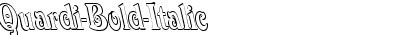 Quardi-Bold-Italic
