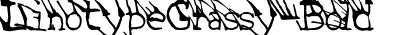 LinotypeGrassy-Bold