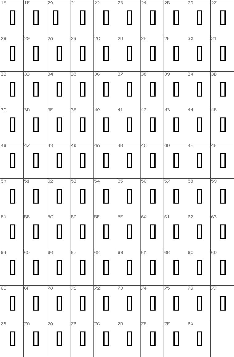Diwani Simple Outline