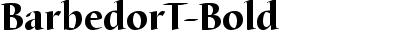 BarbedorT-Bold