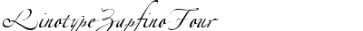 LinotypeZapfinoFour