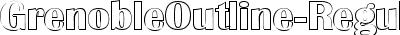 GrenobleOutline-Regular