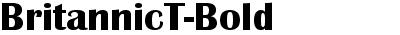 BritannicT-Bold