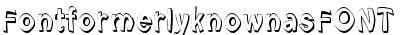 FontformerlyknownasFONT