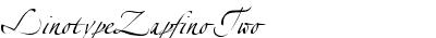 LinotypeZapfinoTwo