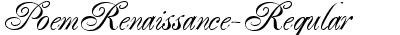 PoemRenaissance-Regular DB