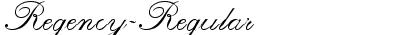 Regency-Regular