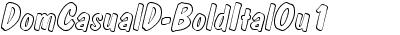 DomCasualD-BoldItalOu1