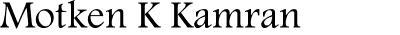 Motken K Kamran