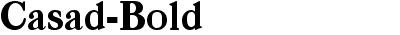 Casad-Bold
