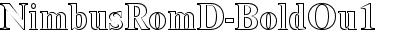 NimbusRomD-BoldOu1
