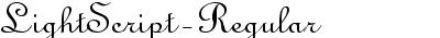 LightScript-Regular
