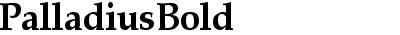 Palladius  Bold
