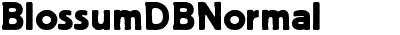 BlossumDB Normal