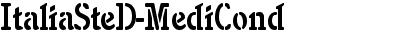ItaliaSteD-MediCond