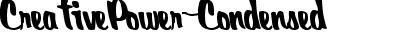 CreativePower-Condensed