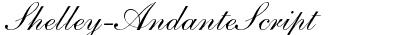 Shelley-AndanteScript