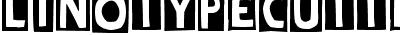 LinotypeCutter