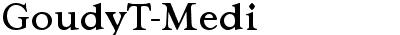 GoudyT-Medi