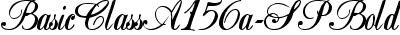 BasicClassA156a-SPBold
