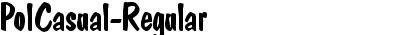 PolCasual-Regular