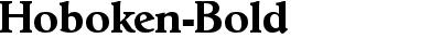 Hoboken Bold