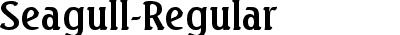 Seagull-Regular