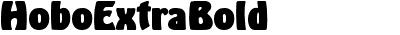 HoboExtraBold DB