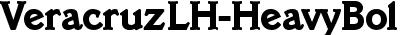 VeracruzLH-HeavyBold
