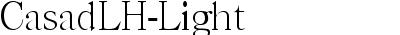 CasadLH-Light