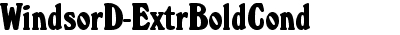 WindsorD-ExtrBoldCond