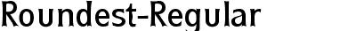 Roundest-Regular