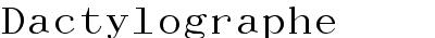 Dactylographe