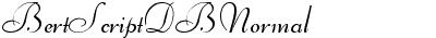 BertScriptDBNormal