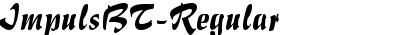 ImpulsBT-Regular