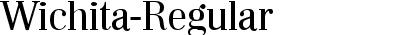 Wichita-Regular