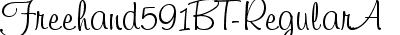 Freehand591BT-RegularA