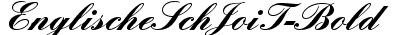 EnglischeSchJoiT-Bold